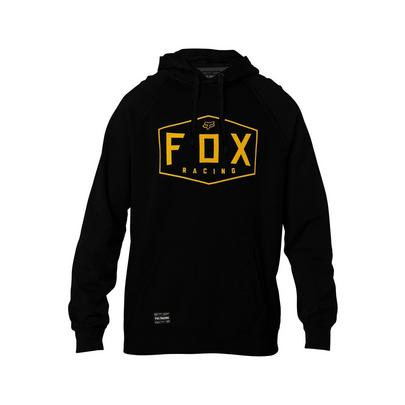 Fox Men's Crest Pullover Fleece - Black