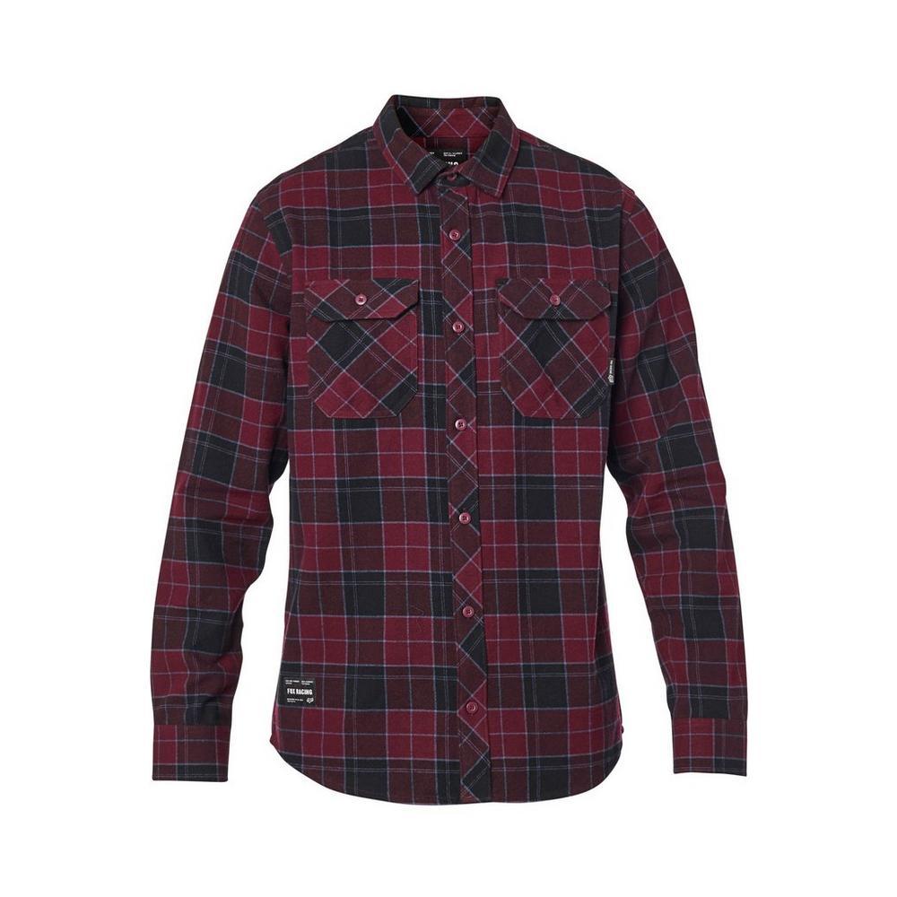 Fox Men's Traildust 2.0 Flannel - Red