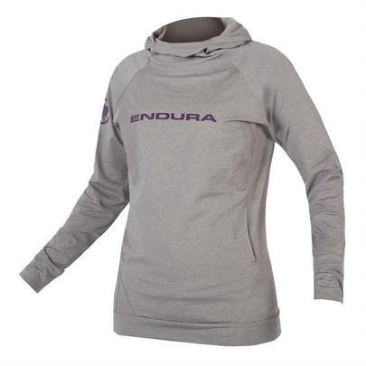 Endura Women's Singletrack Hoodie - Grey