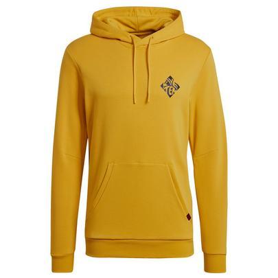 adidas Five Ten Graphics Hoodie - Hazy Yellow