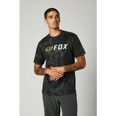 Fox Men's Apex Camo Tech Tee - Black Camo