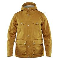 Women's Greenland Winter Jacket - Acorn Yellow