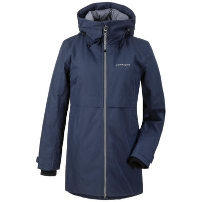 Didriksons Women's Helle Parka - Navy