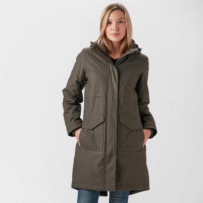 Brasher Women's Hopegill Parka - Khaki