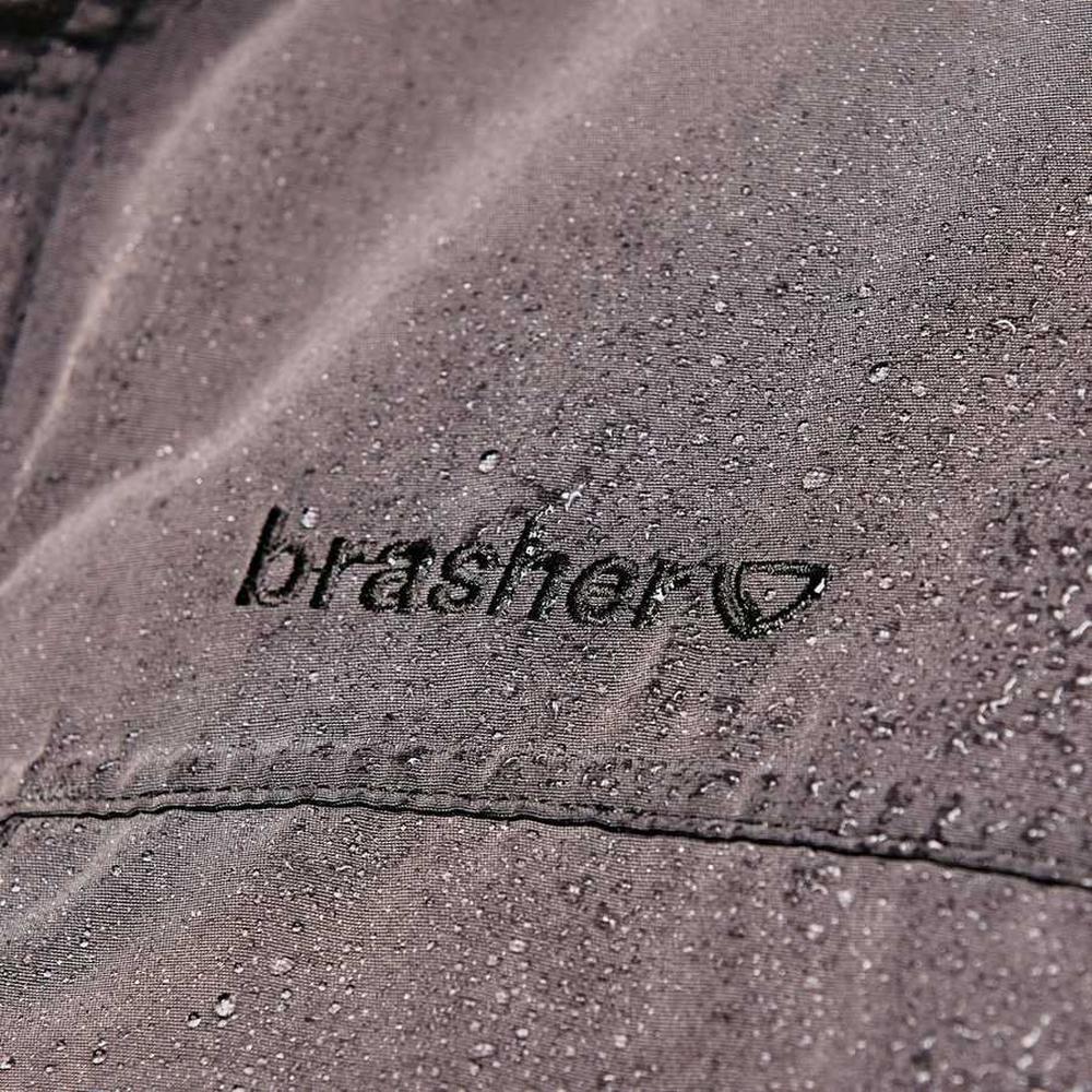 Brasher Men's Peak Parka - Graphite Grey