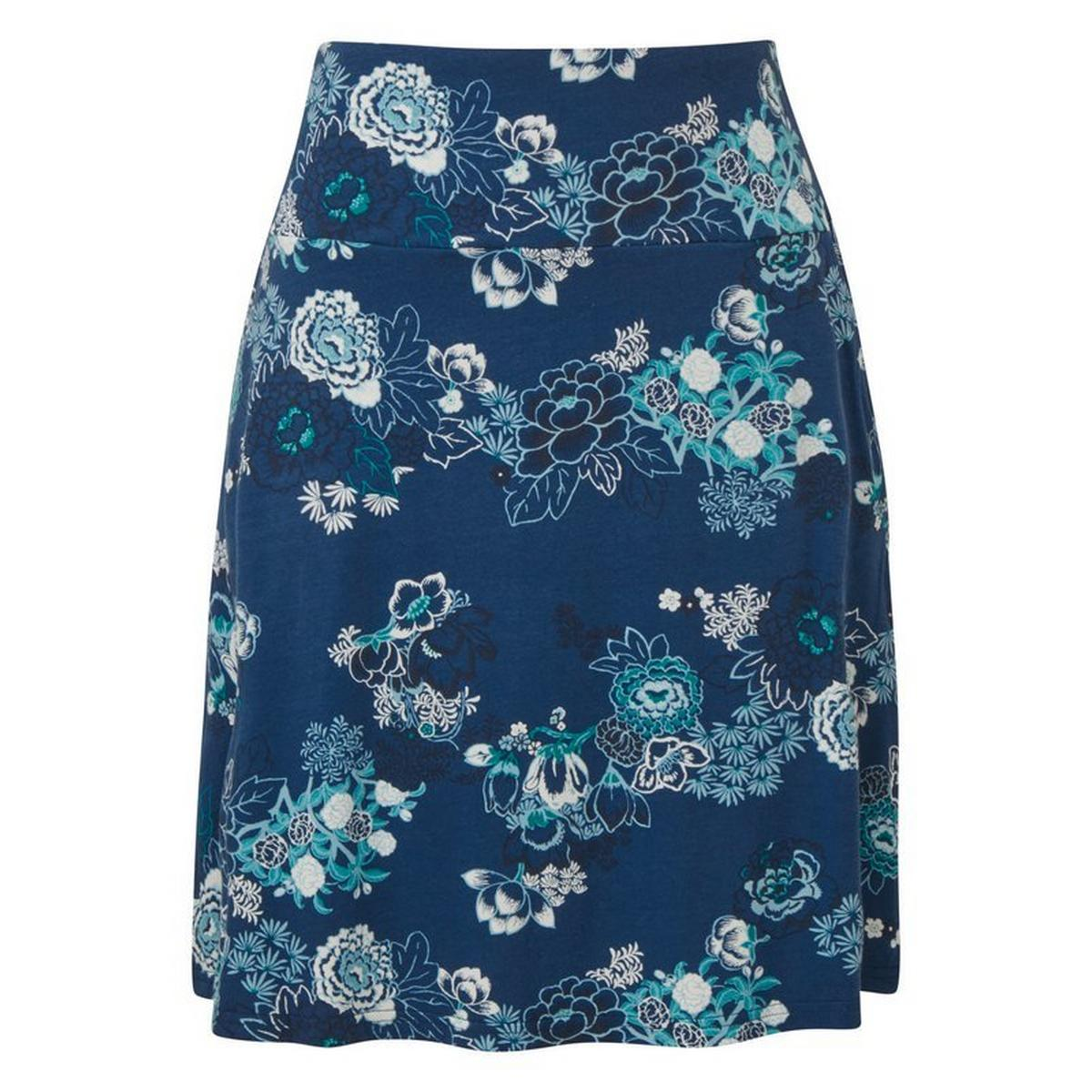 Sherpa Adventure Women's Padma Skirt - Blue
