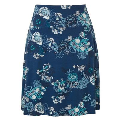 Sherpa Adventure Women's Padma Skirt - Blue