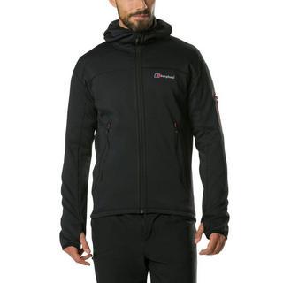 Men's Pravitale Mountain 2.0 Hooded Jacket - Black