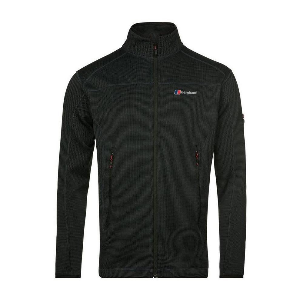 Berghaus Men's Pravitale Mountain 2.0 Fleece Jacket - Black