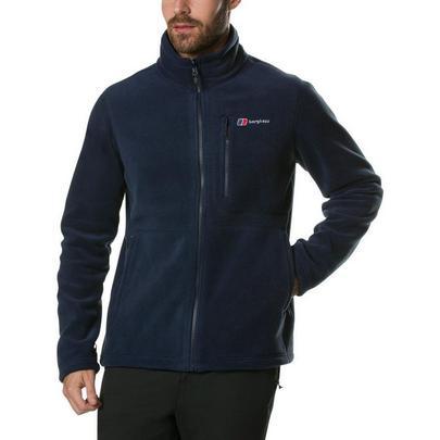 Berghaus Men's Activity Interactive Fleece Jacket - Navy