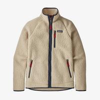 Men's Retro Pile Jacket - El Cap Khaki