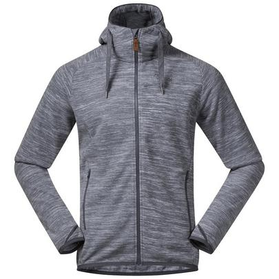 Bergans Men's Hareid Fleece Jacket - Grey