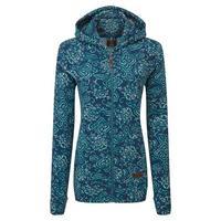 Women's Meytho Full Zip Hoodie - Blue