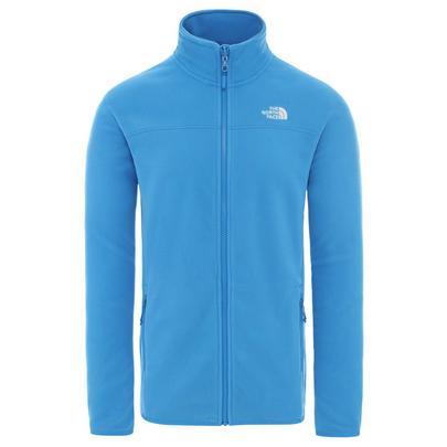 The North Face Women's 100 Glacier Fleece Jacket - Blue