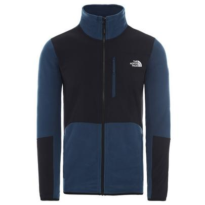 The North Face Men's Glacier Pro Full Zip - Blue