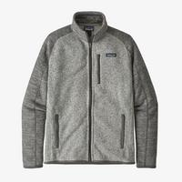 Men's Better Sweater Fleece Jacket - Nickel/Forge Grey