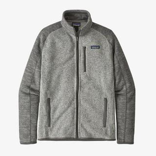 Men's Better Sweater Jacket - Grey