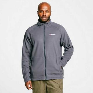 Men's Berghaus Hartsop Full Zip Fleece - Grey