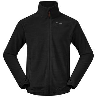 Men's Hareid Fleece Jacket No Hood - Black