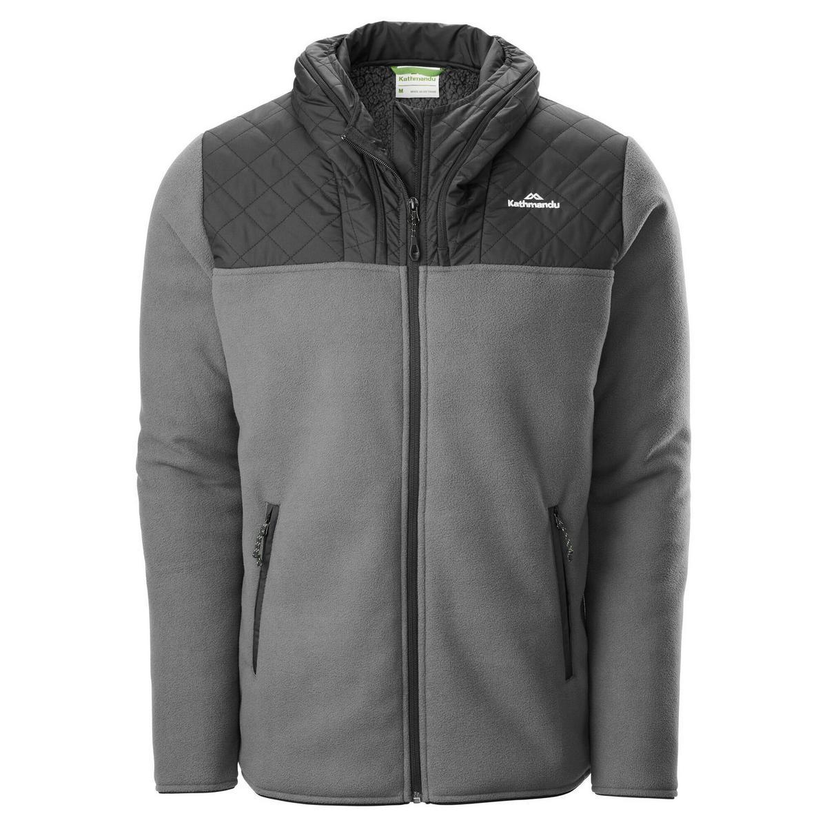 Kathmandu Men's Winterbrun Jacket - Grey