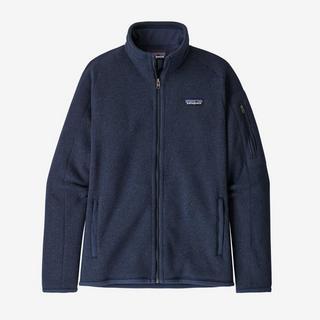 Women's Patagonia Better Sweater Jacket - Navy