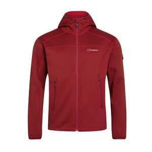 Men's Berghaus Pravitale Mountain 2.0 Hooded Jacket - Red