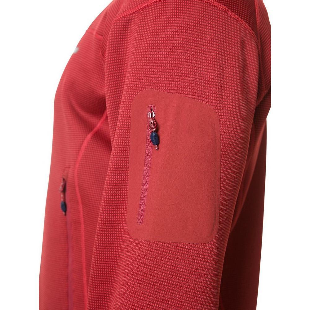 Berghaus Men's Berghaus Pravitale Mountain 2.0 Hooded Jacket - Red