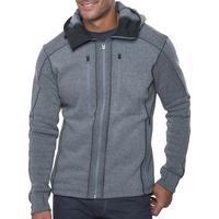 Men's Interceptr Hoody - Grey