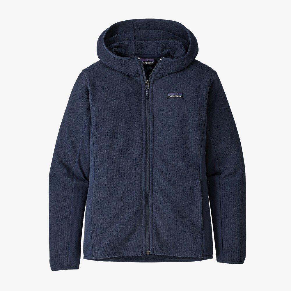 Patagonia Women's Lightweight Better Sweater Hoody - New Navy