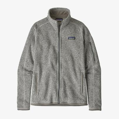 Patagonia Women's Better Sweater Jacket - Birch White