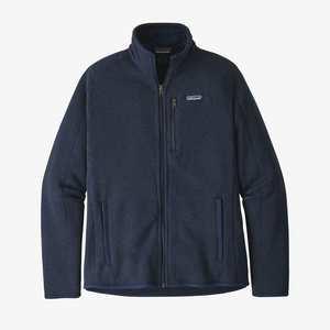 Men's Better Sweater Jacket - New Navy