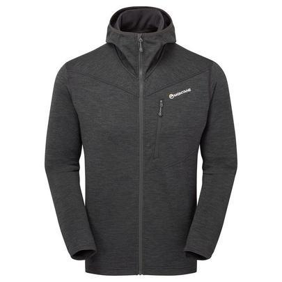 Montane Men's Protium Full Zip Fleece - Charcoal