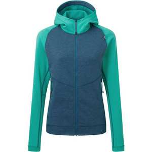 Women's Fornax Hooded Jacket - Majolica Blue Green