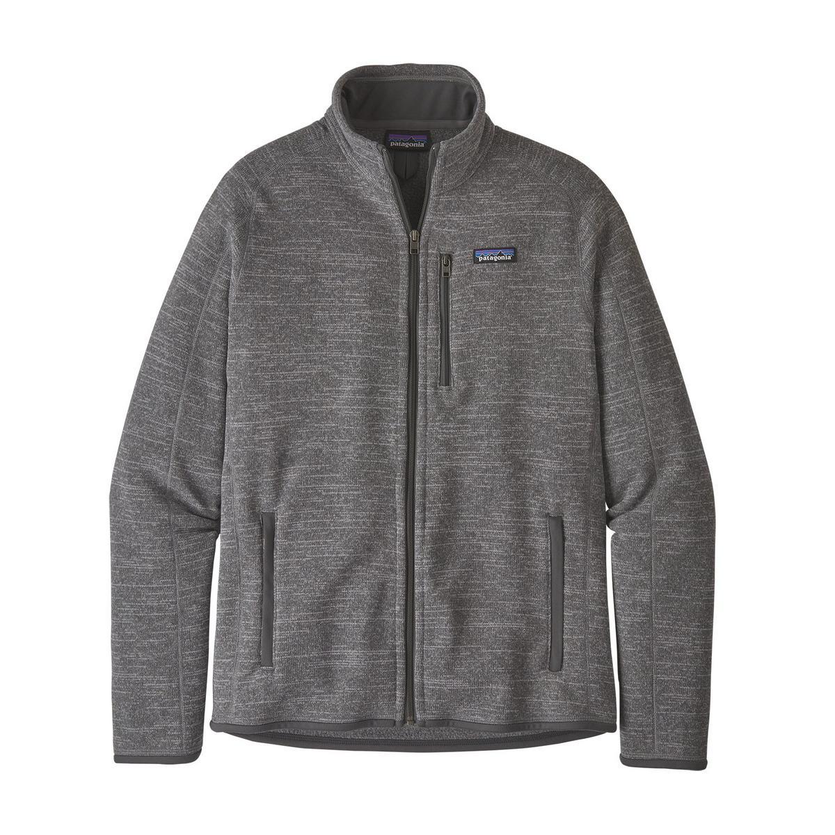 Patagonia Men's Better Sweater Jacket - Nickel