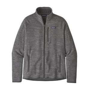 Men's Better Sweater Jacket - Nickel