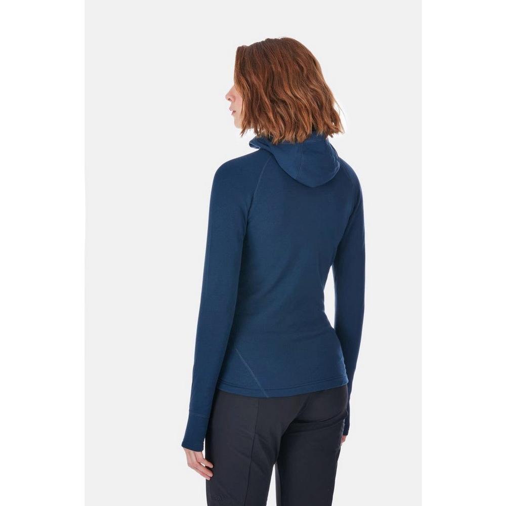 Rab Women's Power Stretch Pro Jacket - Deep Ink