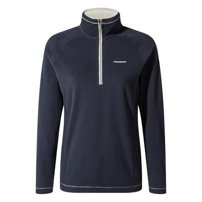 Craghoppers Women's Miska V Half Zip Fleece