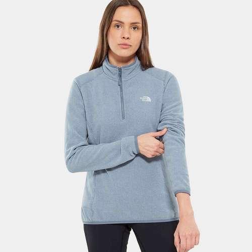 Women's 100 Glacier Quarter Zip Fleece