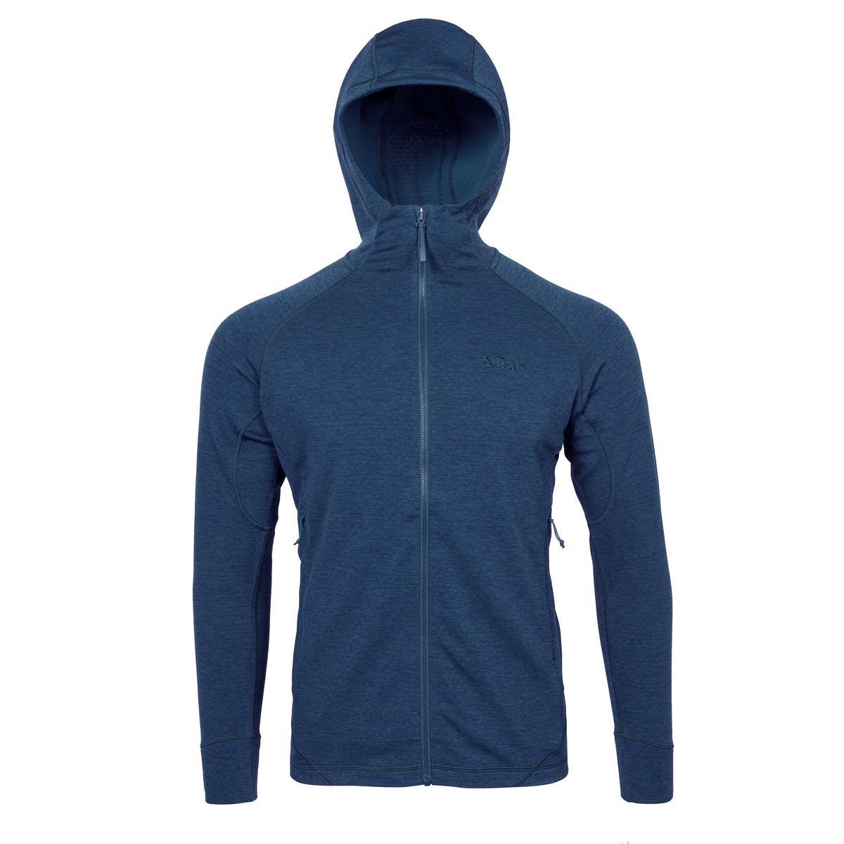 Rab Men's Nexus Hooded Jacket - Navy