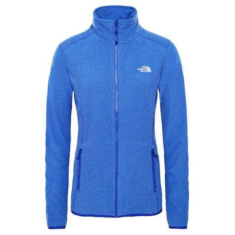 4ffa239c3f Blue The North Face Women s 100 Glacier Fleece Jacket ...