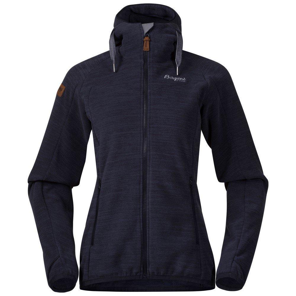 Bergans Women's Hareid Fleece Jacket - Navy