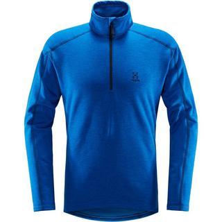 Men's Haglofs Heron HZ Fleece - Blue