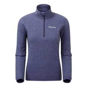 Women's Hendra Half Zip Fleece - Blue