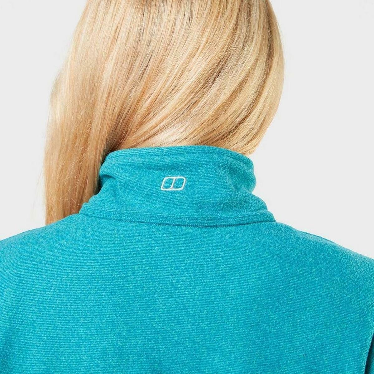Berghaus Women's Berghaus Hendra Half Zip Fleece - Blue