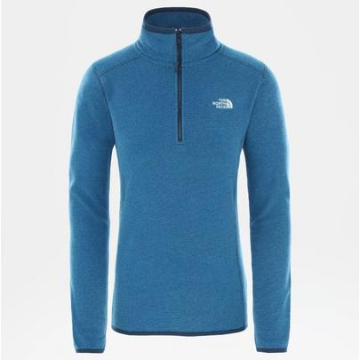 The North Face Women's 100 Glacier Fleece - Blue