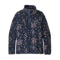 Women's Micro D Snap-T Pullover - Navy
