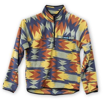 Kavu Men's Winter Throwshirt - Strat Geo