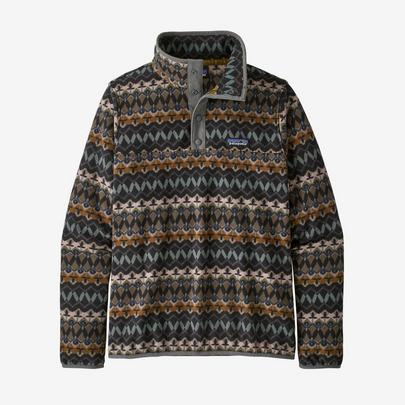 Patagonia Women's Micro D Snap-T Pullover - Multi