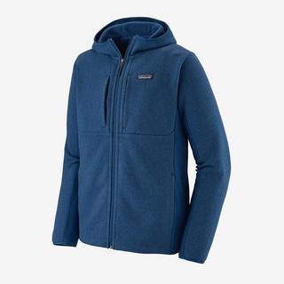 Men's Patagonia Lightweight Better Sweater Hoody - Blue