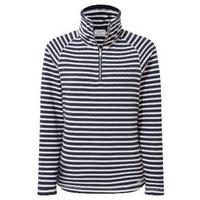 Women's Canby Half-Zip - Blue Navy Stripe